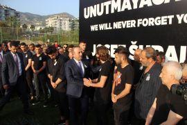 Josef Sural son yolculuğuna gözyaşları içerisinde uğurlandı