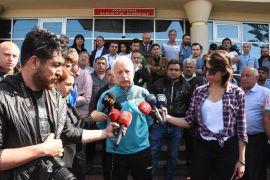 """Kulüp doktoru Yetkin: """"Sural'ı hipotermi şoktan kurtaramadık"""""""