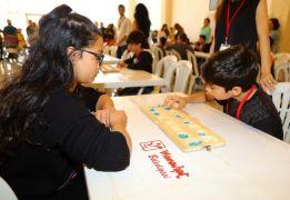Manavgat'ta öğrencilerden mangala turnuvası
