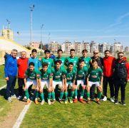 Serik Belediyespor U-15 takımı, turnuvada mücadele edecek