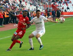 Spor Toto Süper Lig: Antalyasppor: 1 – Büyükşehir Belediye Erzurumspor: 1 (Maç sonucu)
