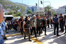 Alanya'da yasadışı bahis operasyonuna 19 tutuklama