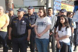 Antalya'da jandarmanın acı kaybı