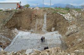 Büyükşehir'den Elmalı Bayralar'a yeni köprü