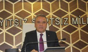 Büyükşehir Mayıs ayı olağan devam meclisi