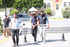 Manavgat'ta iki hırsızlık olayının şüphelisi tutuklandı