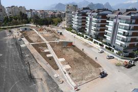 Uncalı'ya 4 bin 720 metrekare alan üzerine yeni park yapılacak