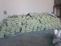 Antalya'da 14 ton sahte gübre ve zirai ilaç ele geçirildi