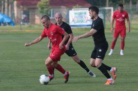Hazırlık maçı: Antalyaspor: 1 Osmanlıspor: 1