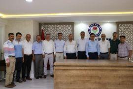 Memur-Sen Antalya Şubesi, milletvekili Uslu'yu ağırladı