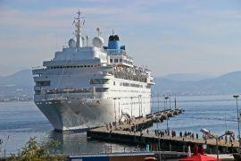 İngiliz turistler denizden geldi