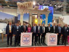 Antalya tüm kurum, STK ve firmalarıyla EMITT'te buluştu