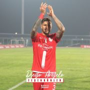 Antalyaspor, Diego Angelo'yu Kayserispor'a kiraladı