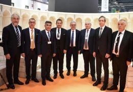 Vali Karaloğlu EMİTT 2020 Fuarına katıldı