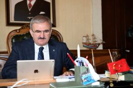 """Antalya Valisi: """"Hedef Doğu Akdeniz'in en büyüğü olmak"""""""