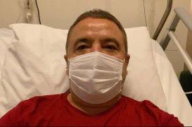 Başkan Böcek'in klinik seyrinde düzelme sürüyor