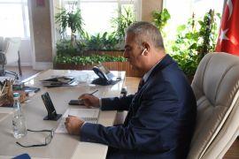 Kemer'de 56'ıncı Cumhurbaşkanlığı Türkiye Bisiklet Turu hazırlıkları