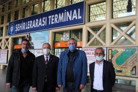 Antalya'da otogar esnafı kira indirimi istiyor