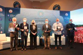 Antalya'nın Fethi'nin 814. yılı kutlamaları kapsamında 'Toprak, Su, Medeniyet: Antalya' Paneli