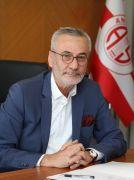"""Antalyaspor Başkanı Yılmaz: """"Antalyaspor'umuzun yüksek menfaatini korumaktan asla geri adım atmayacağız"""""""