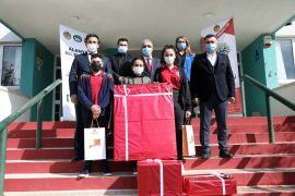 Alanya'da okullarda atık pil kampanyası yeniden başladı