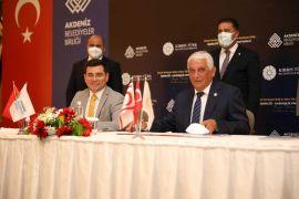Kıbrıs Belediyeleri ile 'işbirliği-kardeşlik protokolü' imzalandı