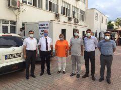 Kumluca'da yeni PCR test merkezi oluşturuldu