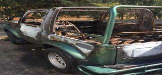 Alanya'da bir aracı kundaklayıp bir iş yerini kurşunlayan 2 şüpheliden biri yakalandı