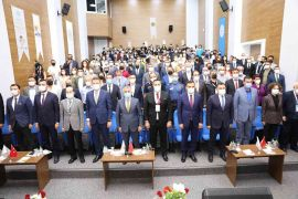 Cumhurbaşkanı Erdoğan'dan ALKÜ'ye destek ve teşekkür