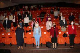 I. Uluslararası Akdeniz Kadın Çalışmaları Kongresi başladı